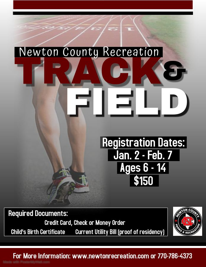 Newton County Recreation Registration