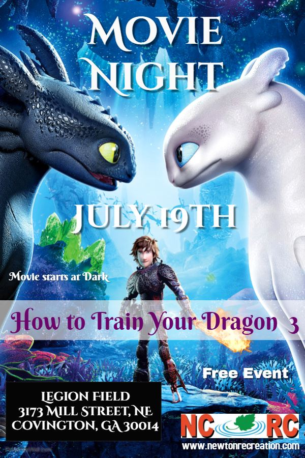 July 19, 2019 - How to Train Your Dragon 3