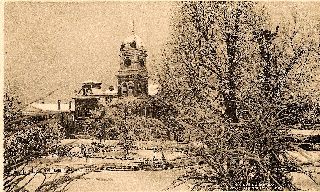 Image of 1907 Snow
