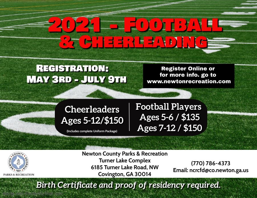 2021 FootballCheer Reg flyer